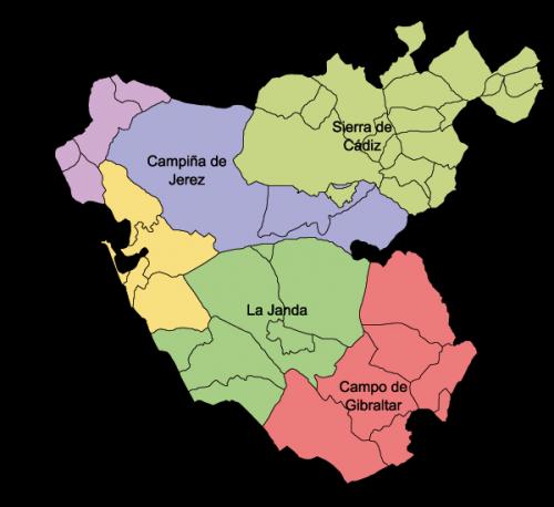 mapa orienta